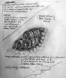 heart lake conservation area, brampton, barrel of bees proposal 2014