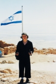 massada is located near the southern end of the dead sea, in Israel, and holds a story from the history of the Jewish people. a story told from a number of perspectives over time.